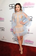 Peyton R. List At Anthem of a Teenage Prophet Premiere in Hollywood