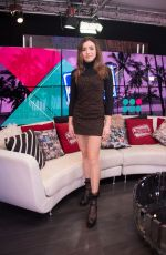 Peyton R. List At Young Hollywood Studio in LA