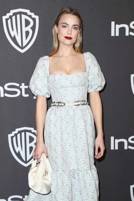Rebecca Rittenhouse At instyle & wb annual golden globe awards postparty, Beverly Hills