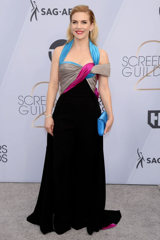 Rhea Seehorn At 25th Annual Screen Actors Guild Awards in Los Angeles