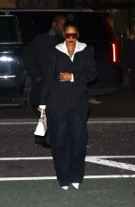 Rihanna Out in New York