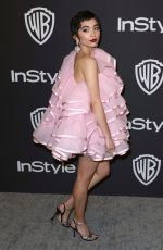 Rowan Blanchard At InStyle and Warner Bros Golden Globes After Party in Beverly Hills