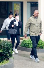 Selena Gomez Hits the gym for another pilates session in LA