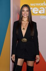 Shanina Shaik At 2nd Annual WeWork Creator Awards at the Microsoft Theate in LA