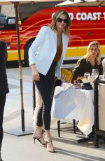 Stacy Keibler Out for lunch in Beverly Hills