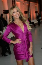 Sylvie Meis At alexandre vauthier haute couture show at paris fashion Week