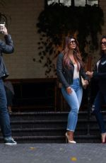 Teresa Giudice and Danielle Staub head out from Chateau Marmont in Los Angeles
