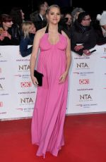 Teresa Palmer At National Television Awards 2019 in London