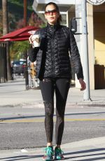 Teri Hatcher & daughter Emerson Tenney out in Studio City