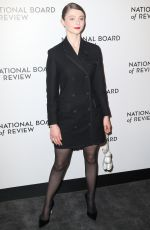 Thomasin McKenzie At National Board of Review Awards Gala, Show, New York