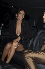 Aarika Wolf At 39th Brit Awards, After-Party, London