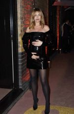 Abbey Clancy At 39th Brit Awards, After-Party, London