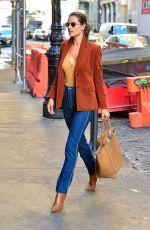 Alessandra Ambrosio Out And About In NYC