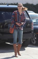 Alessandra Ambrosio Out in Santa Monica