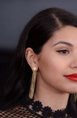Alessia Cara At 61st Annual GRAMMY Awards at Staples Center in LA