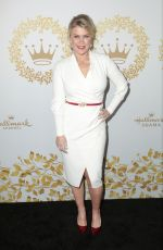 Alison Sweeney At Hallmark Channel, TCA Winter Press Tour, Los Angeles