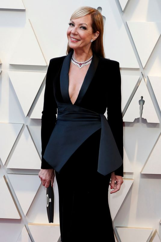 Allison Janney At 91st Academy Awards Los Angeles