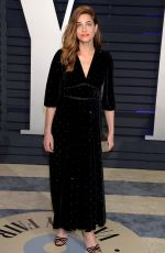 Amanda Peet At Vanity Fair Oscar Party in LA