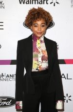 Amandla Stenberg At 12th Annual Essence Black Women In Hollywood Awards Luncheon in Beverly Hills