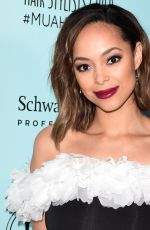 Amber Stevens West At 6th Annual Make-Up Artists & Hair Stylists Guild Awards in Los Angeles