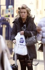 Amber Turner Spotted in Newcastle