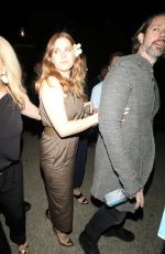Amy Adams and Darren Le Gallo get cozy at the WME Talent Agency Party