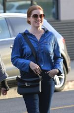 Amy Adams Out in Beverly Hills