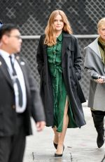 Amy Adams Outside Jimmy Kimmel lie in Los Angeles
