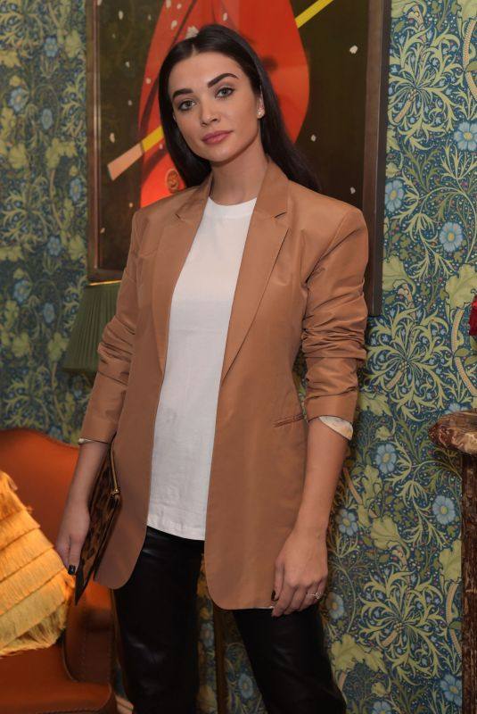 Amy Jackson At Victoria Beckham x YouTube Fashion & Beauty after party at London Fashion Week