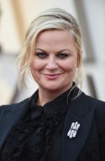 Amy Poehler At 91st Academy Awards Los Angeles