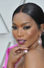 Angela Bassett At 91st Annual Academy Awards in Hollywood