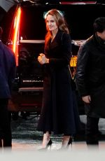 Angelina Jolie Out in New York