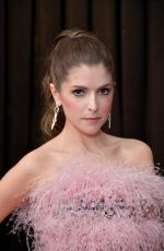 Anna Kendrick At 61st Annual GRAMMY Awards in Los Angeles