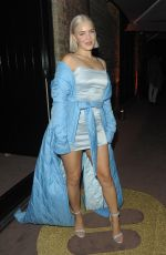 Anne-Marie At 39th Brit Awards, After-Party, London