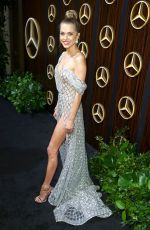 Anne Winters At Mercedes-Benz Oscars Viewing Party in Beverly Hills
