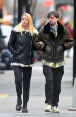 Anya Taylor-Joy Steps out with a mystery man in New York City
