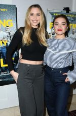 """Aqueela Zoll At """"Fighting With My Family"""" Los Angeles Tastemaker Screening"""