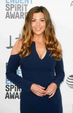 Ashley Cusato At Film Independent Spirit Awards in Los Angeles
