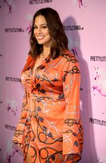 Ashley Graham At PrettyLittleThing Office Opening Party in los angeles
