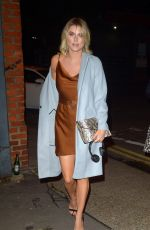 Ashley James At Wringer and Mangle in Hackney, London