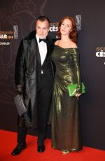 Audrey Fleurot At 44th Cesar Film Awards ceremony held at the Salle Pleyel in Paris