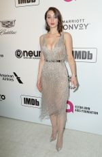 Audrey Hilfiger At Elton John AIDS Foundation Viewing Party in Los Angeles