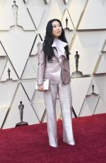 Awkwafina At 91st Annual Academy Awards in LA