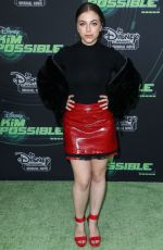 Baby Ariel At Los Angeles Premiere Of Disney Channel