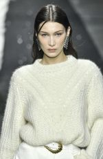 Bella Hadid At Alberta Ferretti Fashion Show in Milan