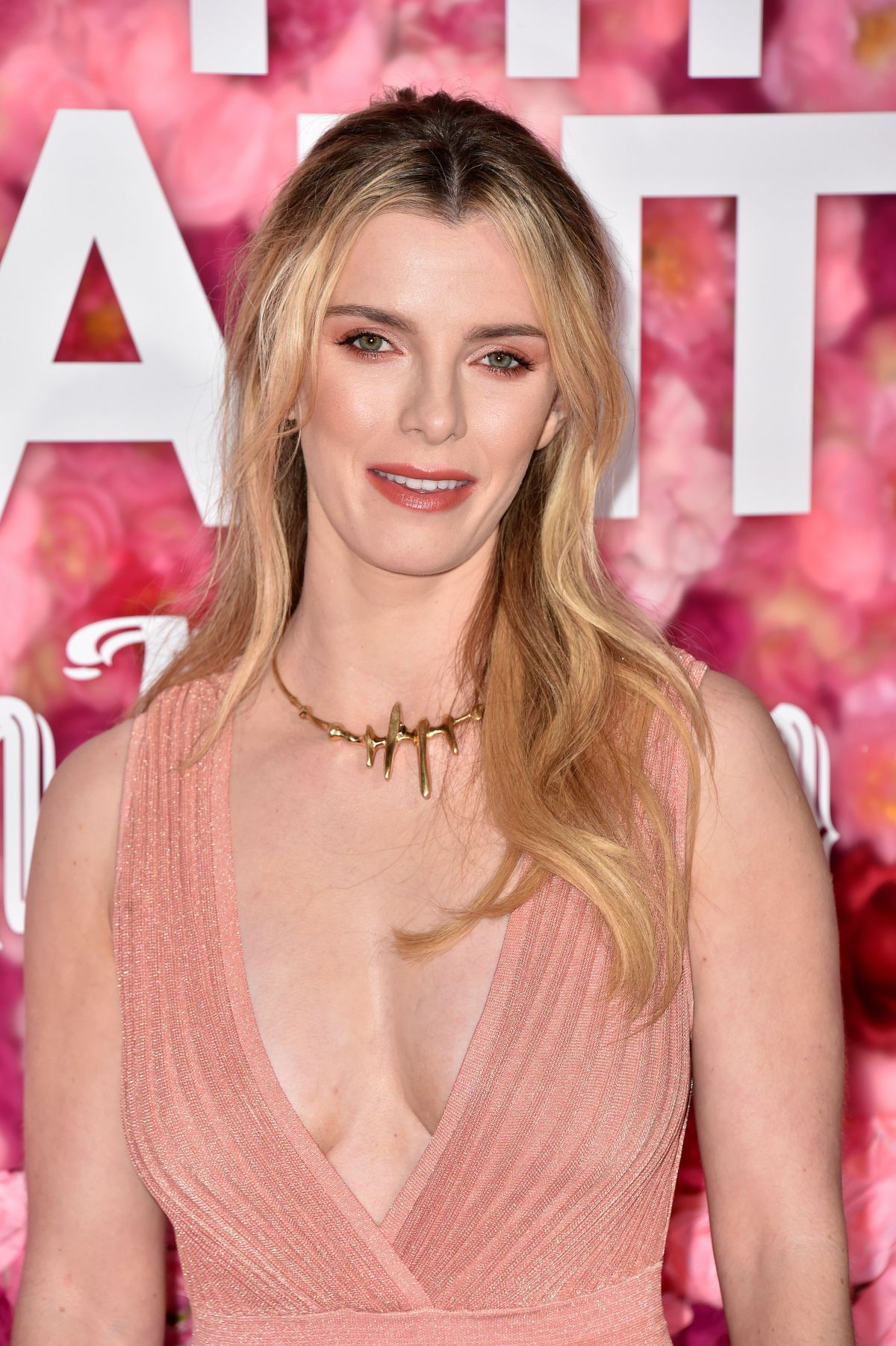 Betty Gilpin At premiere of Isnt It Romantic in Los