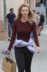 Betty Gilpin Enjoys an afternoon of shopping in Beverly Hills