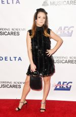 Billie Lourd At MusiCares Person of the Year honoring Dolly Parton in Los Angeles
