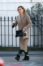 Billie Piper Out and about, London