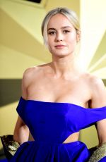 Brie Larson At The European premiere of
